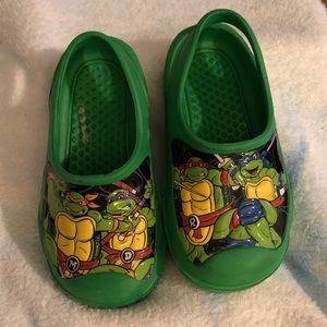 Other - Ninja turtle slip on shoes